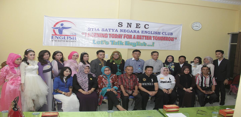 STIA Satya Negara English Club